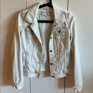 Off White jean jacket